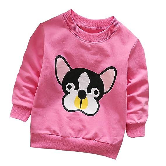 K-youth Sudadera para Niñas Niños - Sweat Shirt Ropa Recién Nacidos ...