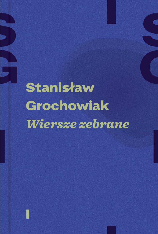 Wiersze Zebrane Tom 12 Amazones Stanislaw Grochowiak