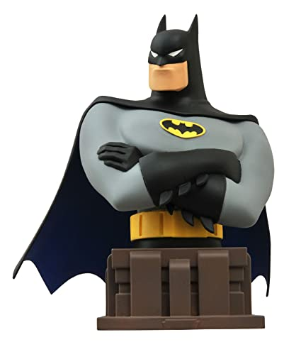 Ever Wonder Where That Iconic Bust Of >> Amazon Com Diamond Select Toys Batman The Animated Series Batman
