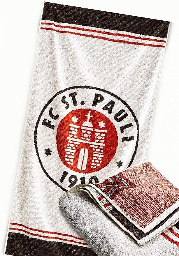 FC St Pauli Badeshorts Magic Totenkopf Logo mit Musterwechsel Trocken: Grau mit Logo Nass: Werden Viele Totenkopf-Logos der Letzten Jahre vom Kiezklub sichtbar