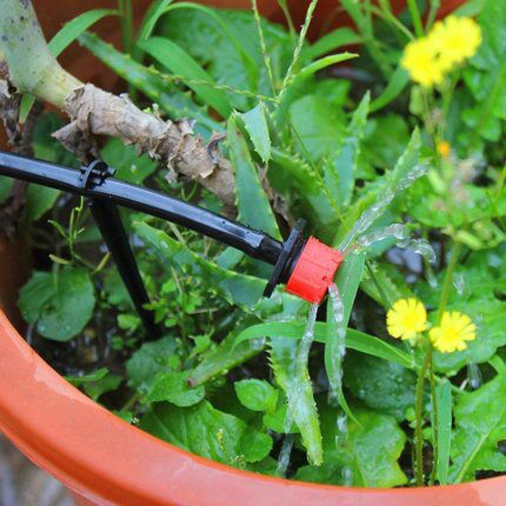 Philna12/Micro r/églable arroseurs dirrigation /émetteurs Piquet Eau Dripper