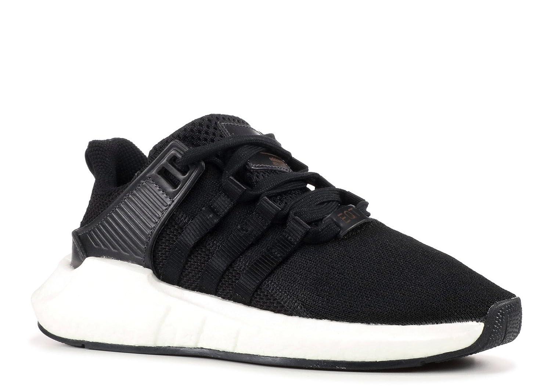 Adidas EQT Support 93 17, Hausschuhe para Hombre schwarz (Cschwarz Cschwarz Ftwwht)