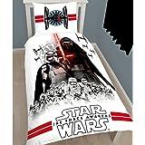 Star Wars-The Clone Wars Parure de lit blanc -