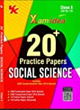 Xam Idea 20 Plus CBSE Sample Papers SST Class 10 for 2019 Exam