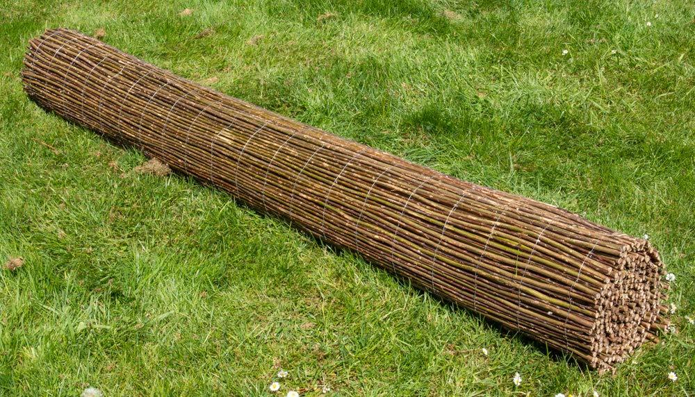 3m x 1m Papillon/™ Premium Willow Fencing Screening Rolls