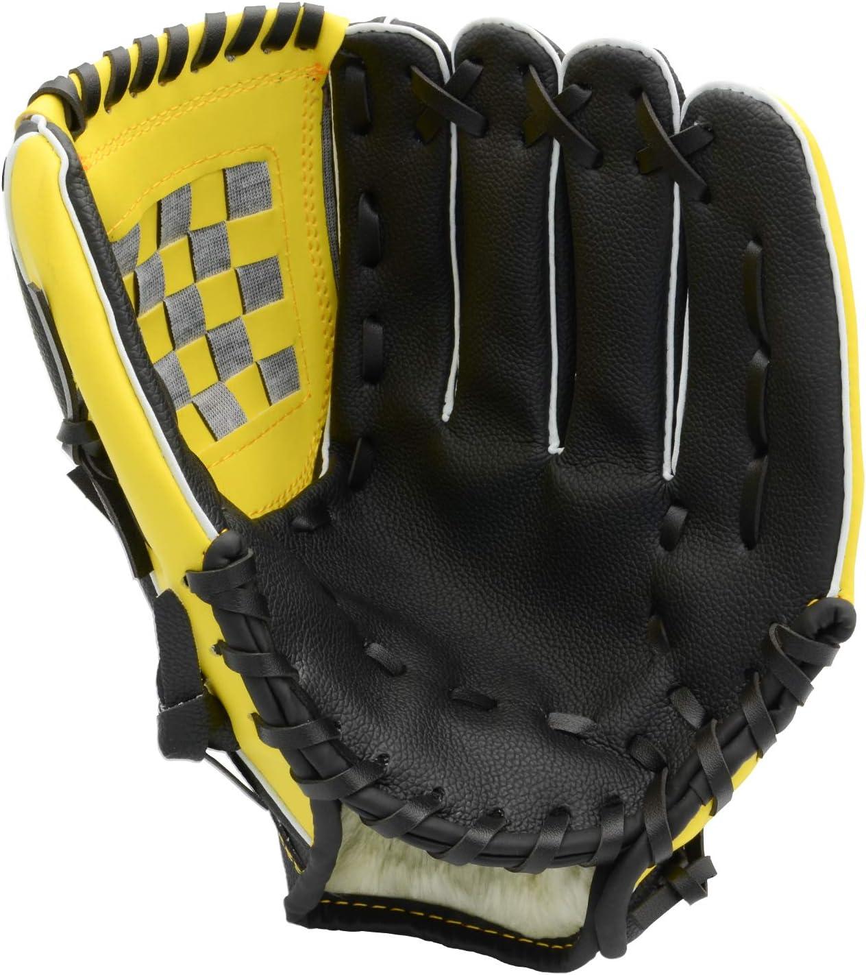 FerDIM Baseball Glove Teeball Glove for Kids/Youth/Adult Right Hand Throw, Left Hand Glove