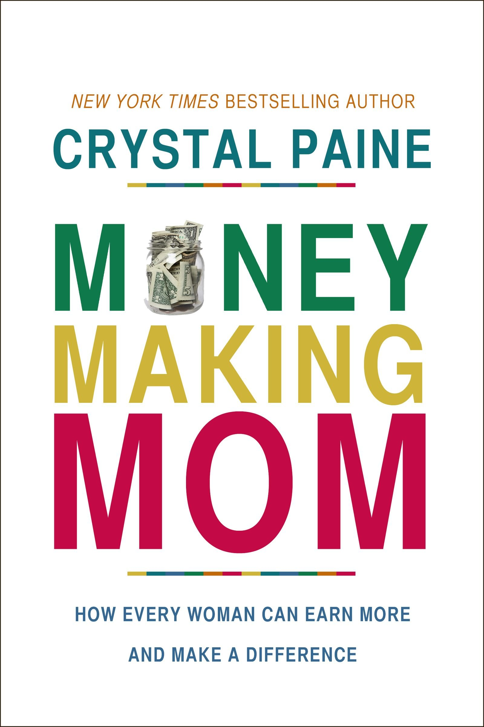 Moneymaking Mom: How Every Woman Can Earn More And Make A Difference:  Crystal Paine: 9781400206483: Amazon: Books
