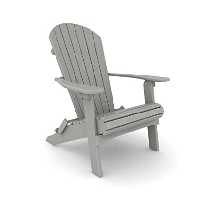 Pleasant Amazon Com Poly Lumber Wood Folding Adirondack Chair Gamerscity Chair Design For Home Gamerscityorg