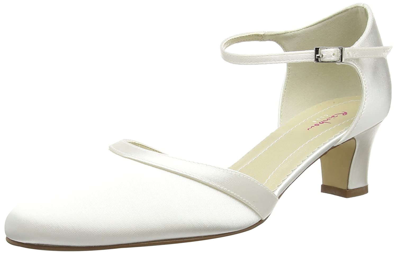 Elsa Ivory Coloured Shoes , Hi-Top B06XS92QRW Slippers femme , Blanc - Ivory bb642d4 - reprogrammed.space