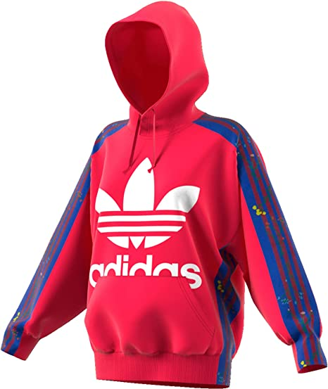 adidas felpa hoodie donna