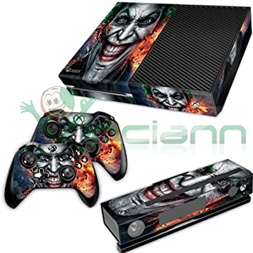 Vinciann Carcasa Skin Sticker Adhesivo Rack Joker para Xbox ...
