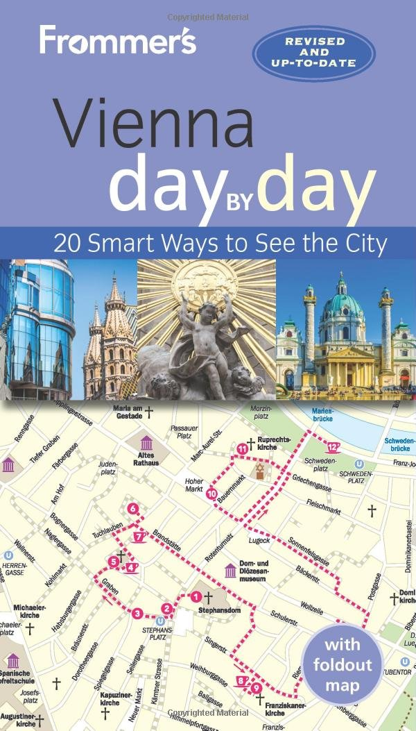 Download Frommer's Vienna day by day pdf