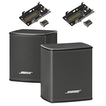 Bose Virtually Invisible 300 Wireless Surround Speakers W Wb