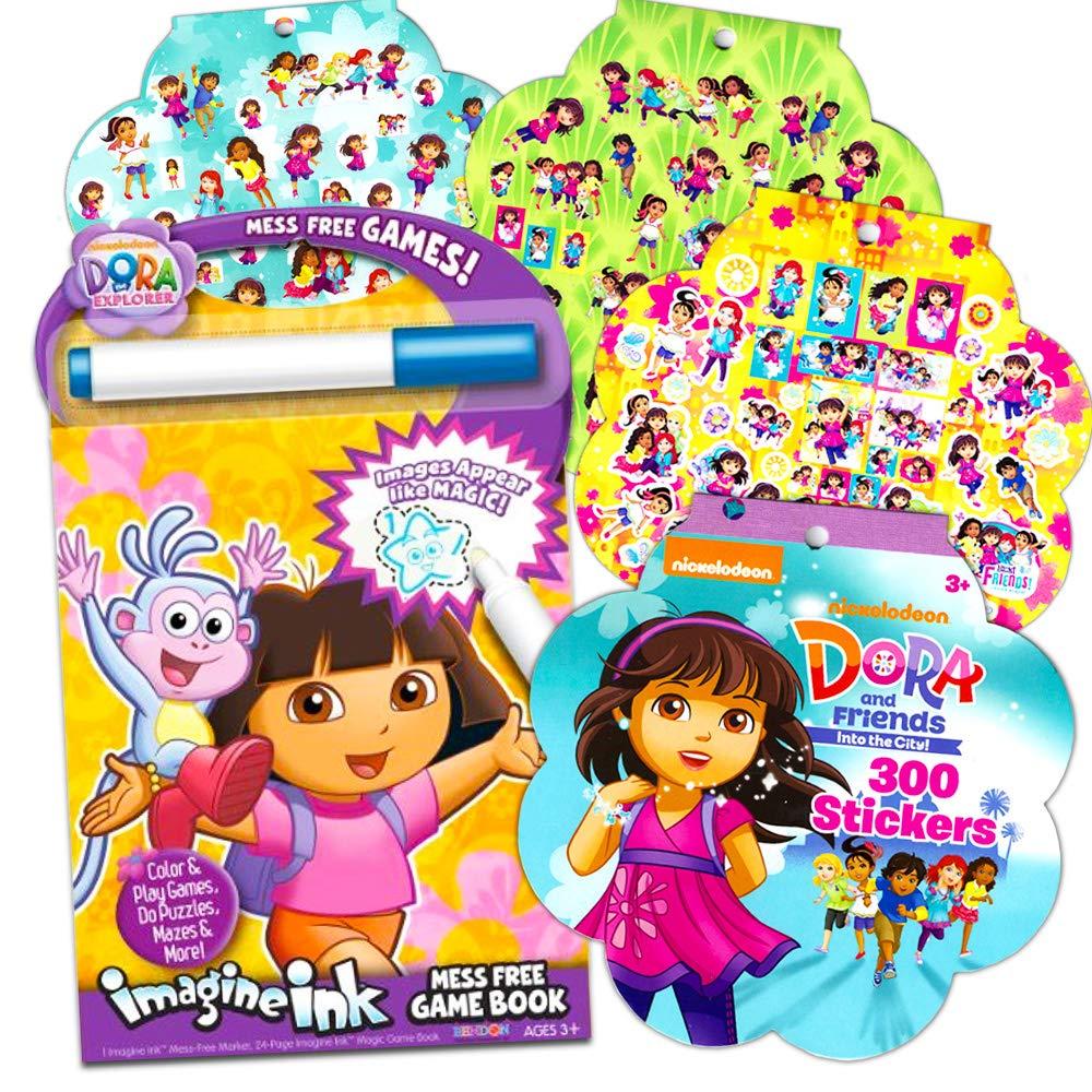 Dora the Explorer Imagine Ink Book by Dore the Explorer: Amazon.es ...