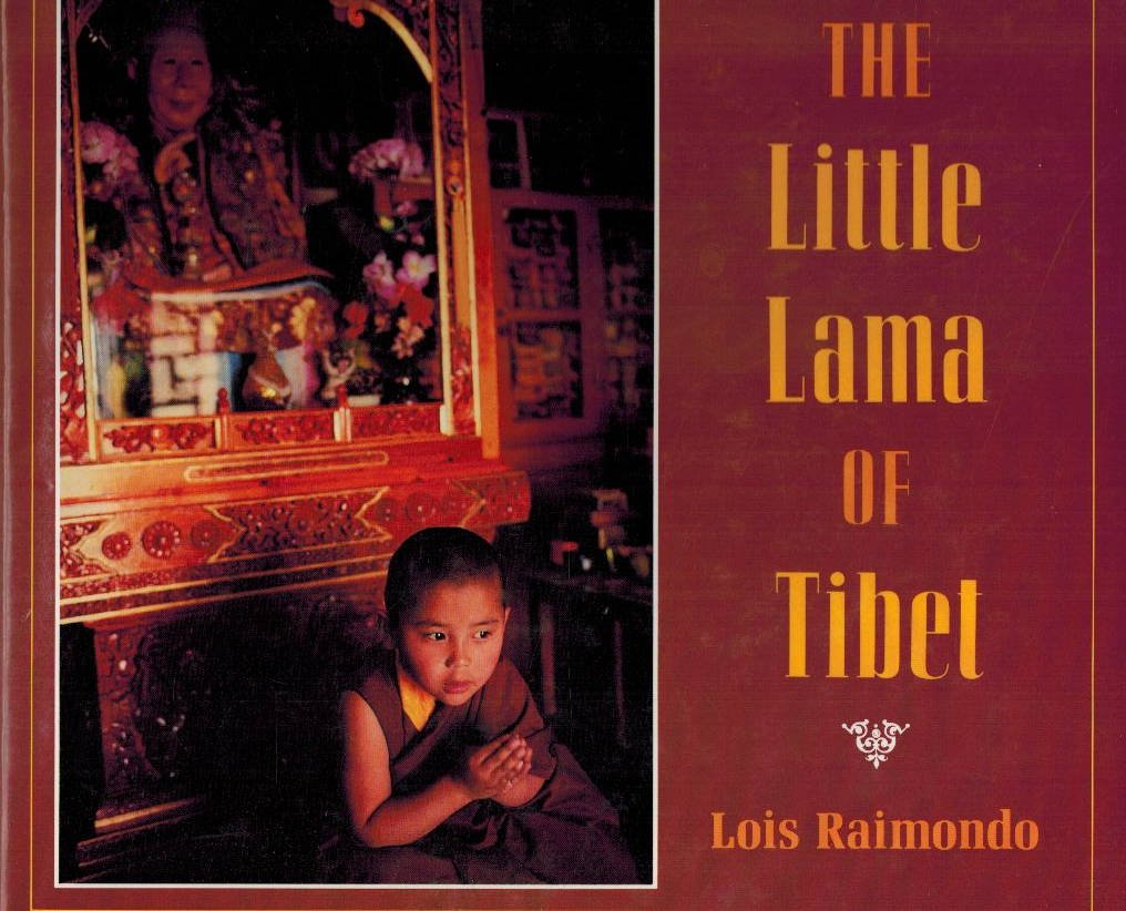 The Little Lama of Tibet