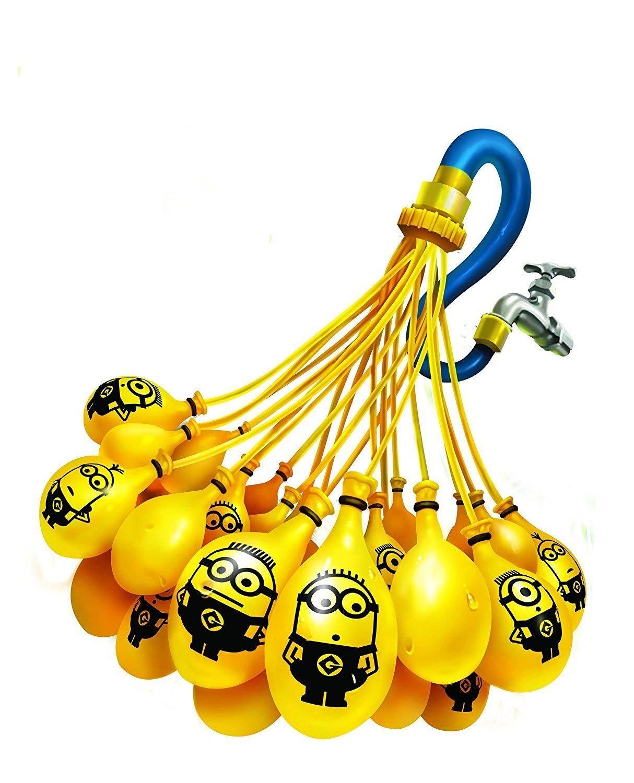 Despicable Me Bunch o Balloons Minions Cattivissimo Me Gioco Estivo Gavettoni per Bambini Palloncini ad Acqua