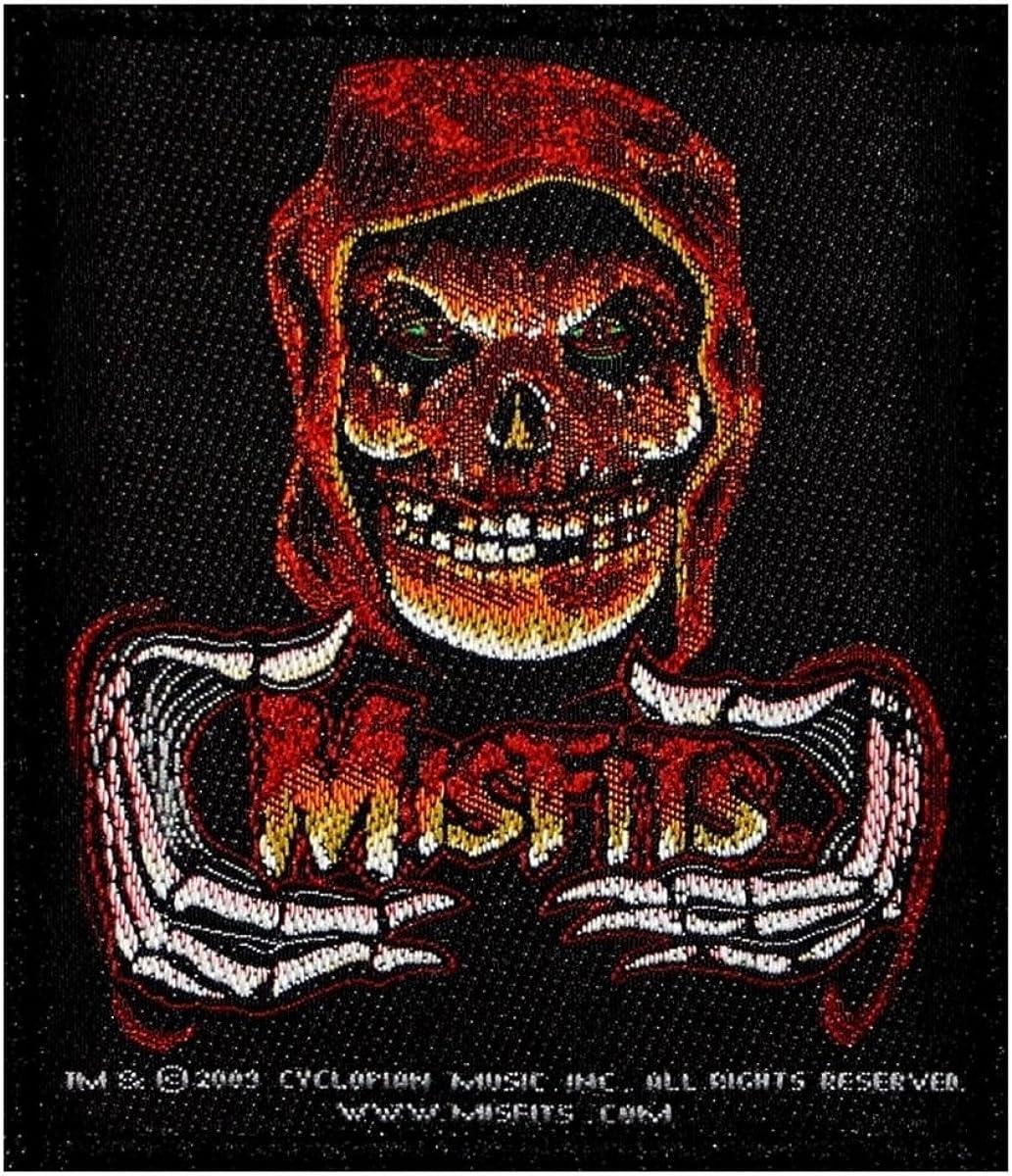 NEW Crimson Ghost Skull Shirt Red