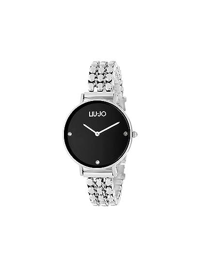 orologio solo tempo donna Liujo trendy cod. TLJ1386  Amazon.it  Orologi 955bfd553d5