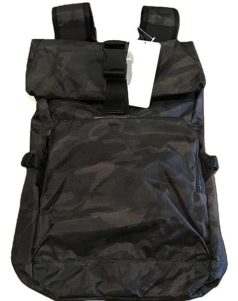 8309347933 Lululemon Not Lost Backpack Mens Camouflage Multi Large: Amazon.ca: Luggage  & Bags