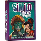 Similo Fables: A Fast Playing Family Card Game - Guess the Secret Fairy Tale Character, 1 Player is the Clue Giver…