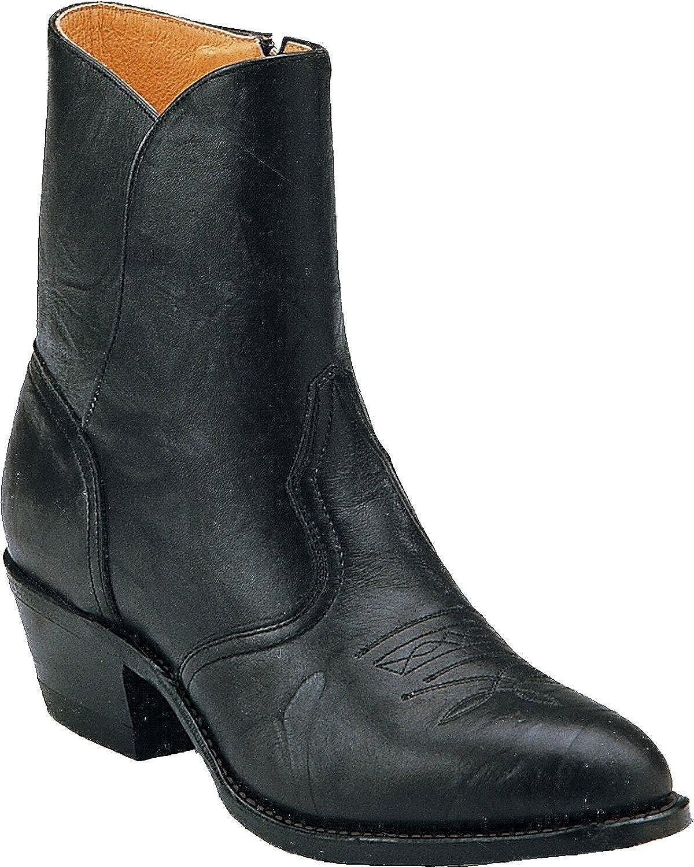 Soul Rebel Stiefel Amerikanischen – Cowboystiefel  Schlangenhaut Stiefel Country bo-2220 – 72-EEE (Fuß Stark) – Herren – Schwarz