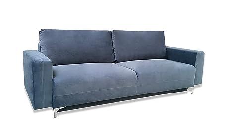 E-MEUBLES - Sofá Cama Convertible para salón, Relax, diseño ...