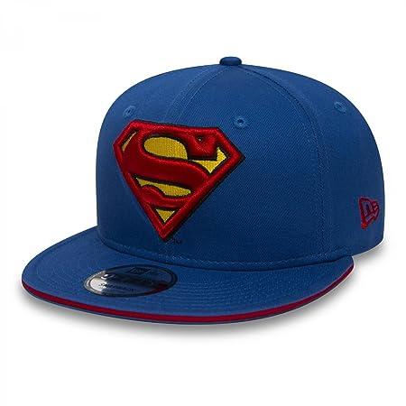 New Era Cap Classic TM Snap SUPMAN Online Superman, Unisex Erwachsene,  Mehrfarbig (OTC 667dcd5bb8