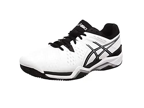 ASICS Gel Resolution 6 Clay, Scarpe da Tennis Uomo
