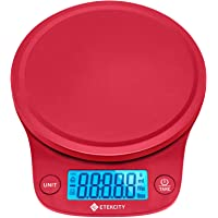 Etekcity 0.1g Food Scale,Digital Kitchen Grams and Ounces for Weight Loss, Baking, Cooking, Meal Prep & Keto Diet…