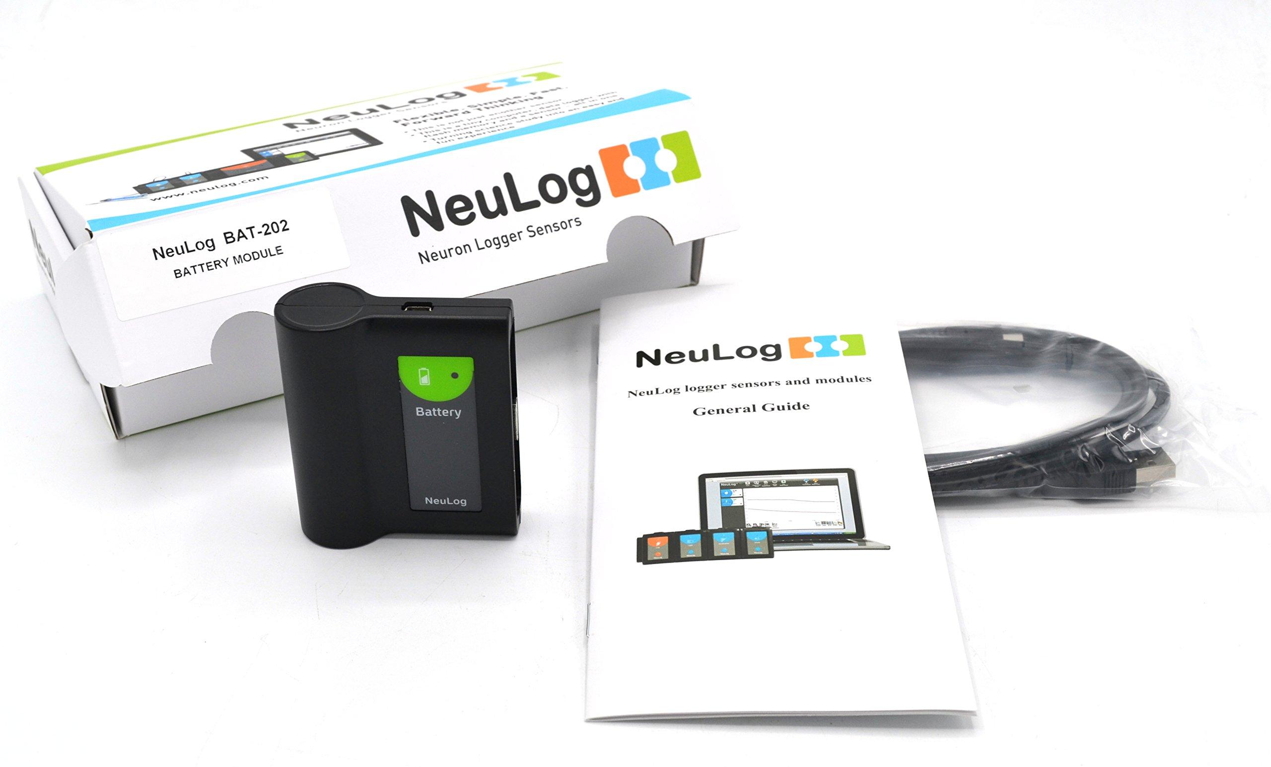 Neulog Triple Capacity Battery Unit - 2300 mAh