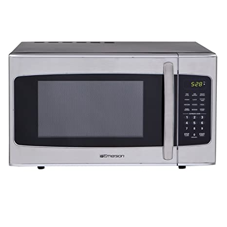 Amazon.com: Emerson mwg1337sb, 1.3 CU. FT. 1000 W, control ...
