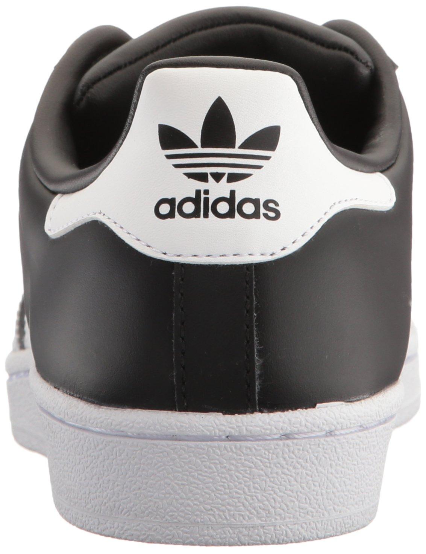 adidas Originals Women's Superstar Shoe Metal Toe W Skate Shoe Superstar B01MR9SH5H 8 B(M) US|Cblack,ftwwht,goldmt ea7fd6