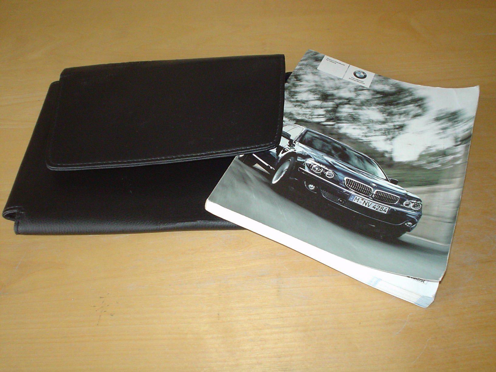 Bmw 7 Series E65 E66 Owners Handbook Manual Not Haynes 2005 2009