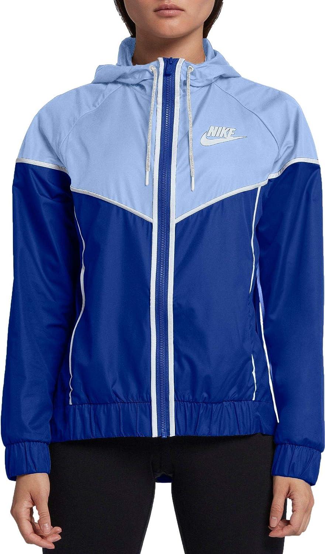 Royal Tint Nike Women's Windrunner Track Jacket