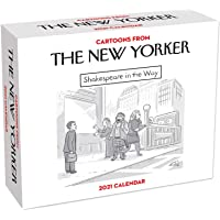 Image for Cartoons from The New Yorker 2021 Day-to-Day Calendar