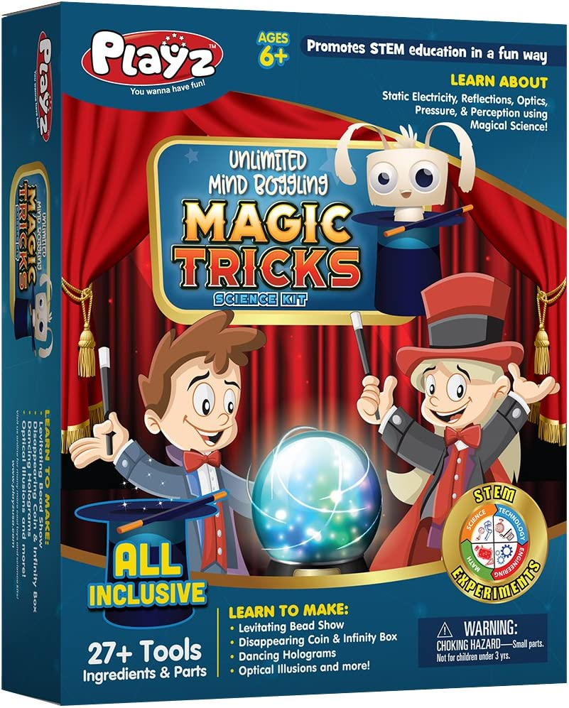 Top 10 Best Magic Kit for Kids (2020 Reviews & Buying Guide) 6