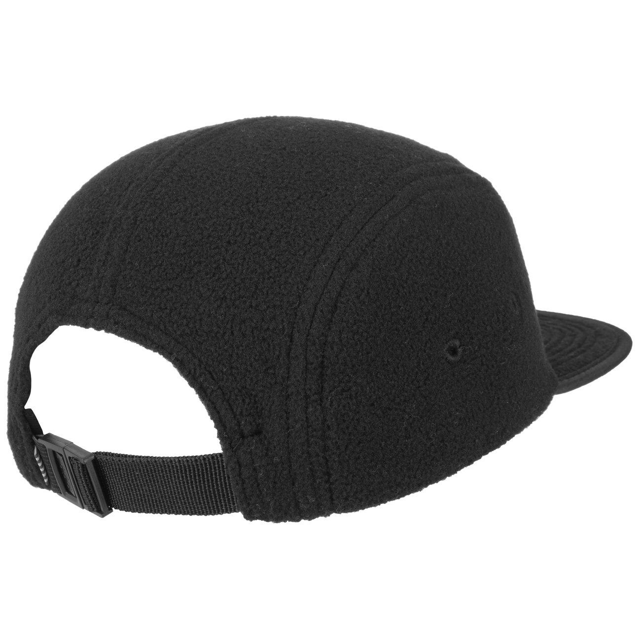 dcb73e6037d955 Herschel Glendale Polar Fleece Cap base cap baseball cap (One Size - black):  Amazon.co.uk: Clothing