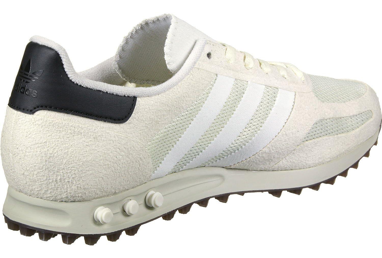 adidas Herren La Trainer Og Fitnessschuhe, wei?: