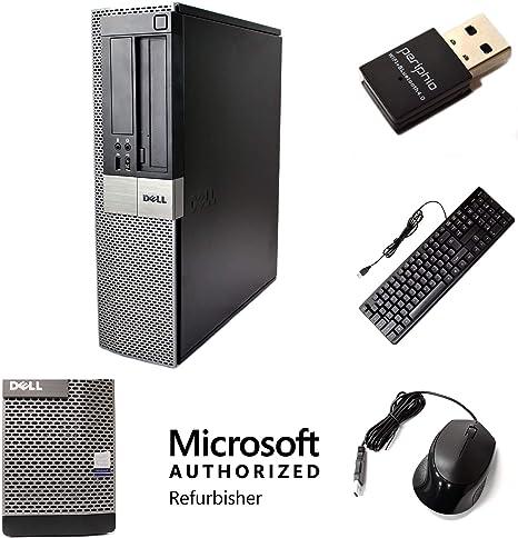 Amazon.com: Ordenador de sobremesa compatible con Dell ...
