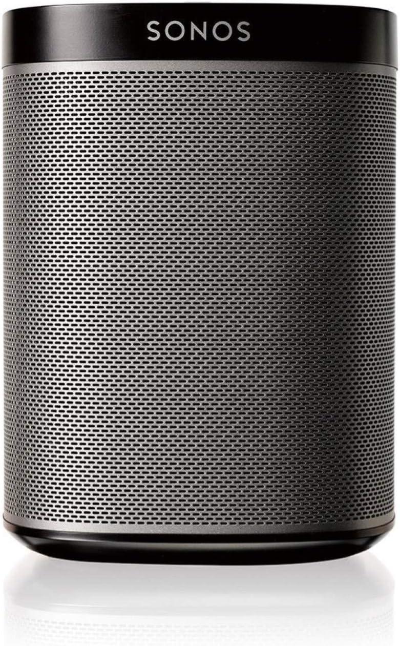 Sonos Play:1 Smart Speaker Multiroom, Wireless, Controllabile da Smartphone, Tablet e PC, Nero