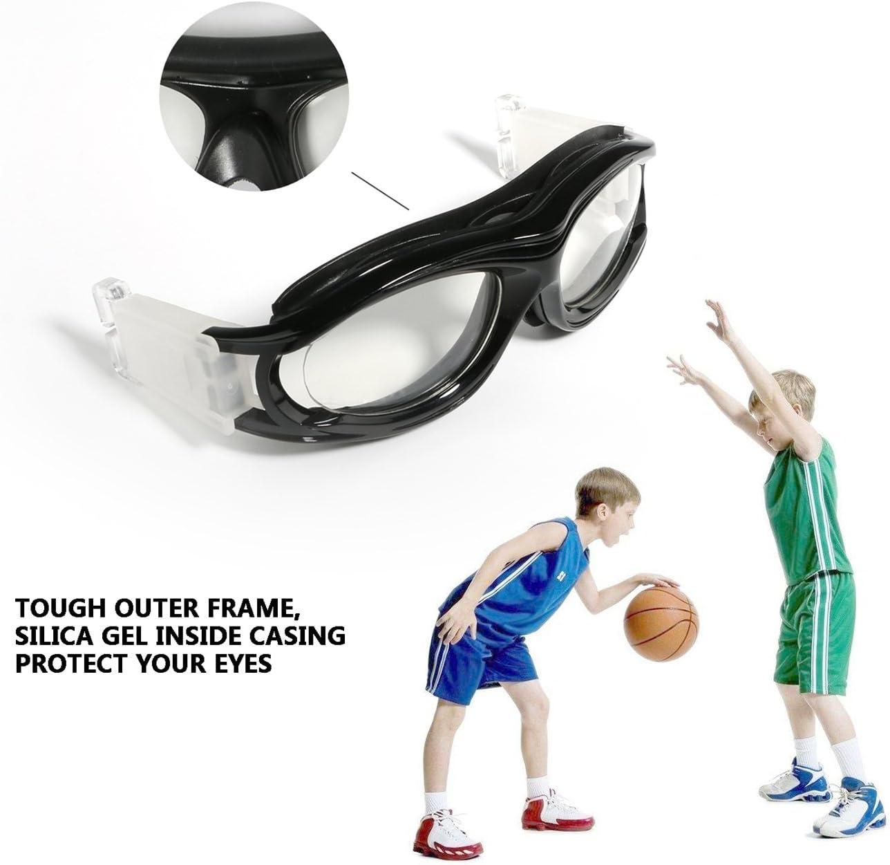 Gafas protectoras para niños, ideales para jugar al baloncesto ...