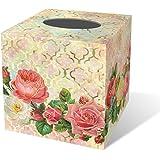 Punch Studio Modern Rose Tissue Box Cover