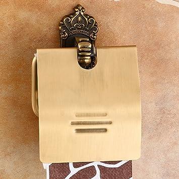 Dispensador de toallas de papel,Porta papel,Pasta de papel higiénico Punchlibre Caja de