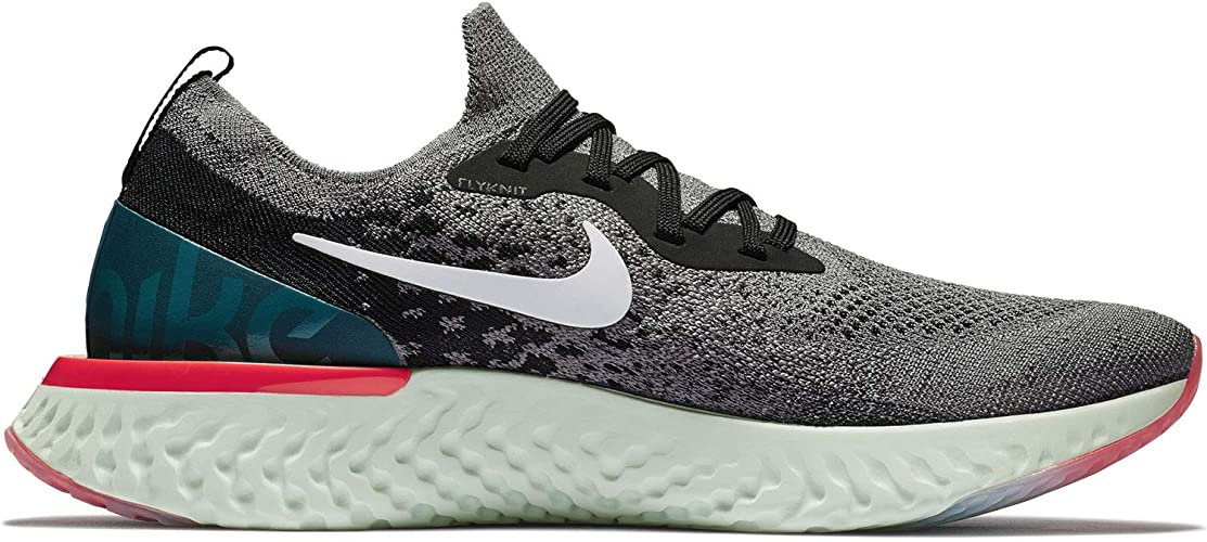 Nike Herren Epic React Flyknit Sneakers, gelb