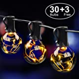 Outdoor String Lights Led Brimax 48ft Heavy Duty