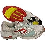 Newton Motion Stability Womens Running Shoes White/Aqua 10.5 M