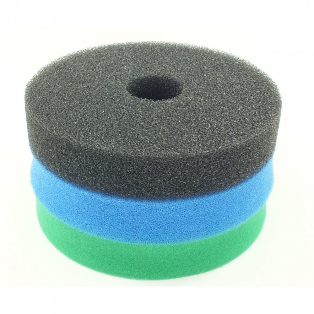 Geniune Jebao Replacement Foam Set for CF-20, PF-20 and Bermuda 8000 Pressure Filter