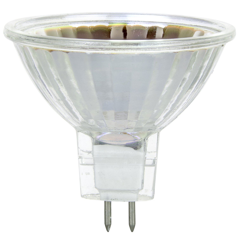 Sunlite 03423 SU 50MR16 NFL 12V CD1 50 watt Halogen MR16 Mini Reflector Bulb