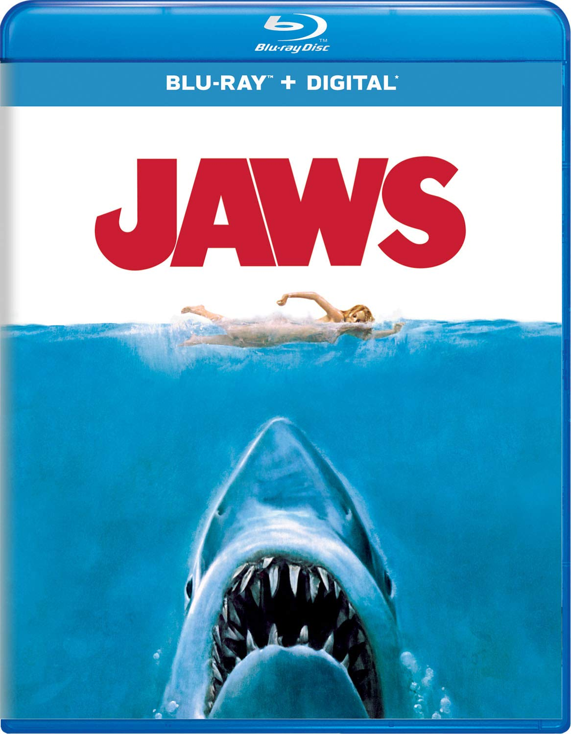 JAWS BD NEWPKG [Blu-ray]