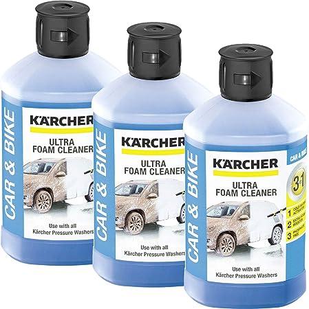 Kärcher 3 X Rm 615 Ultra Foam Cleaner 1000ml Auto